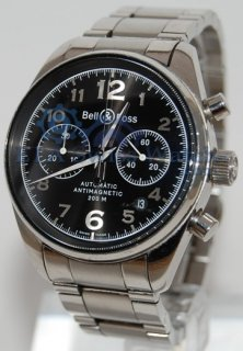 Bell y Ross Vintage 126 Ginebra Negro