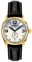 Bell & Ross Vintage 123 Gold Pearl