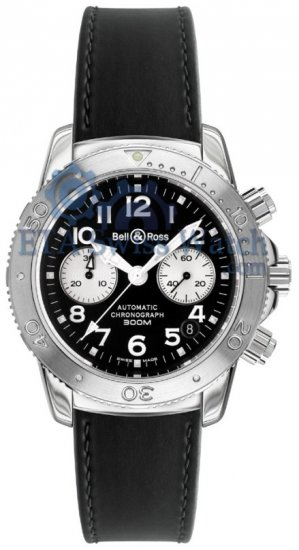 Bell and Ross Classic Collection Diver 300 Black and White