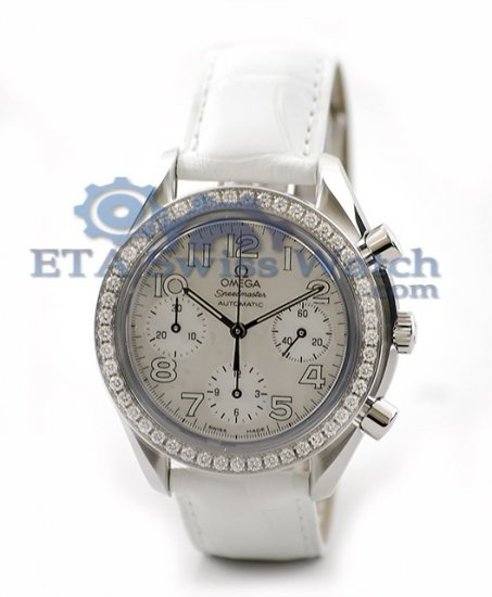 Ladies Omega Speedmaster 3835.70.36