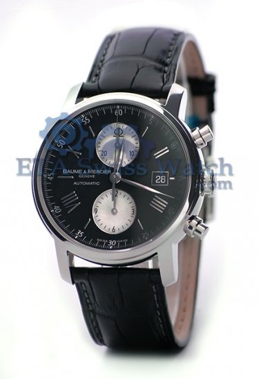 Baume Mercier und Classima Executives 8733