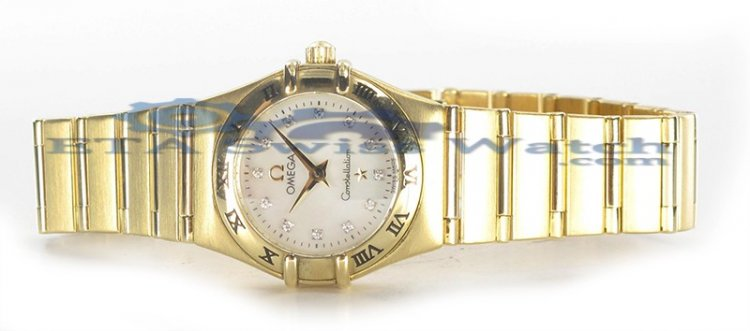 Omega Constellation Ladies Mini 1162.75.00