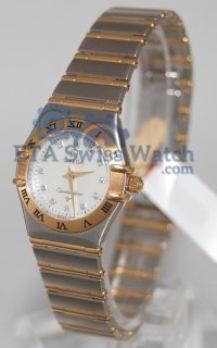Omega Constellation Ladies Mini 1262.75.00