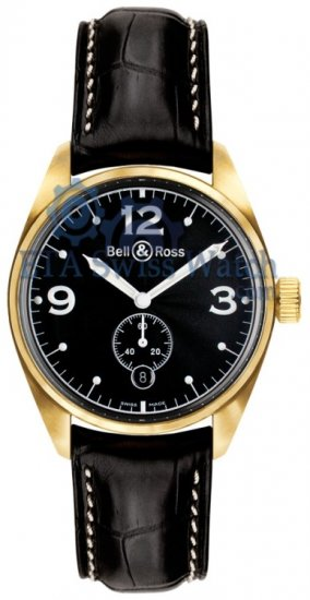 Bell et Ross Vintage 123 Black Gold