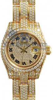 Lady Rolex Datejust 179458