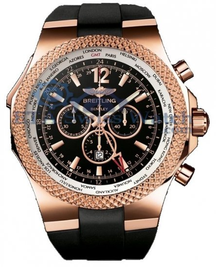 Breitling Bentley GMT R47362