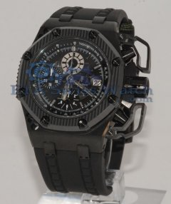 Audemars piguet royal oak offshore edici n limitada survivor 261 629 for Royal oak offshore survivor