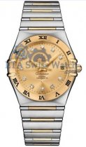 Gents Omega Constellation 111.20.36.20.58.001
