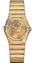 Ladies Omega Constellation Small 111.55.26.60.58.001