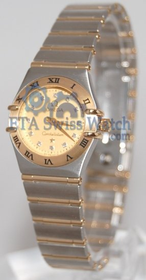 Omega Constellation Mesdames Mini 1262.15.00