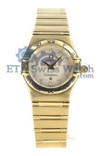Omega Constellation Mesdames Mini 1162.75.00