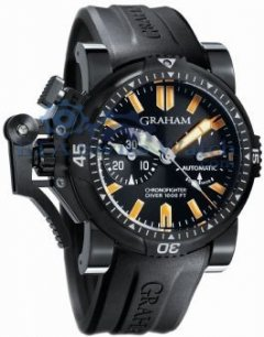 Graham Chronofighter Oversize Diver e Data 20VEZ.B02B.K10B Diver