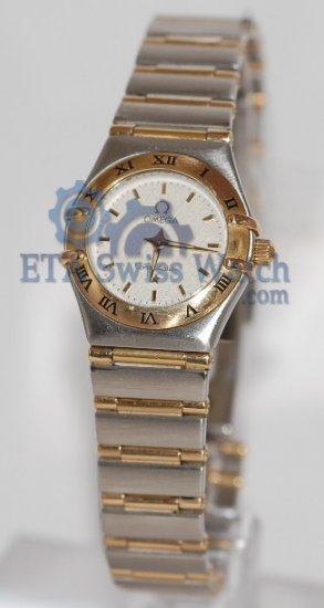 Omega Constellation Mesdames Mini 1262.30.00
