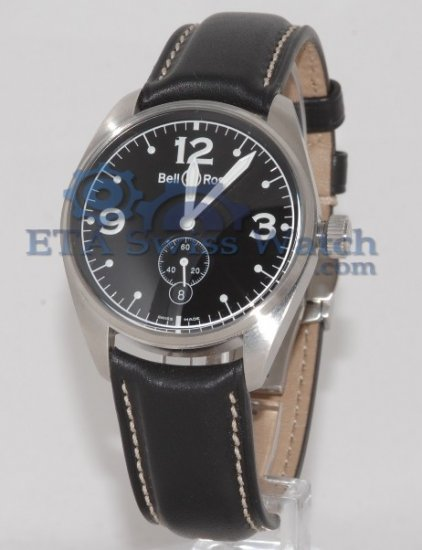 Bell et Ross Vintage 123 Black