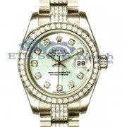 Lady Rolex Datejust 179136