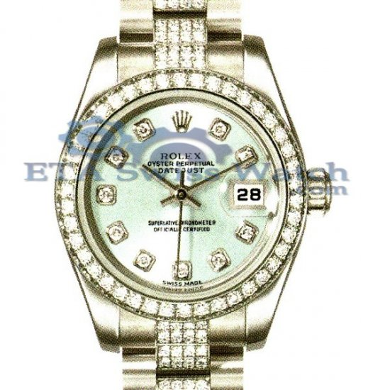 Rolex Lady Datejust 179136