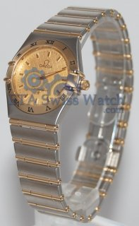 Ladies Omega Constellation Small 1272.10.00