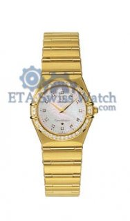 Omega Constellation Ladies Small 1177.75.00