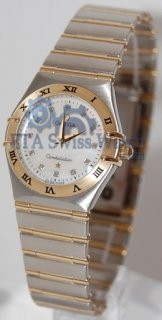 Mesdames Omega Constellation petites 1272.75.00