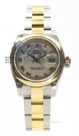 Rolex Lady Datejust 179163