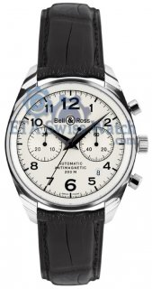 Bell & Ross Vintage 126 Genf White