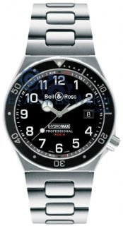 Bell and Ross Professional Collection Hydromax Black