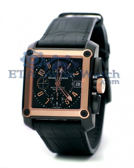 Baume e Mercier Hampton Square 8.825