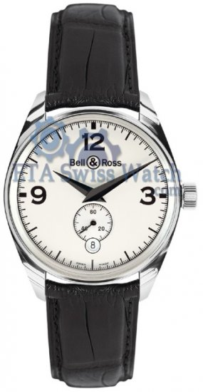 Bell y Ross Vintage 123 Ginebra Blanco