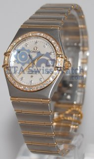 Ladies Omega Constellation 1297.75.00