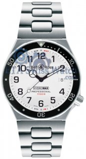 Bell e Ross Hydromax Collection Professional Branco