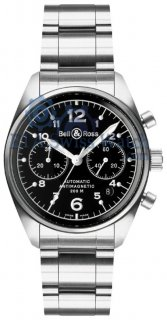 Bell y Ross Vintage 126 Negro