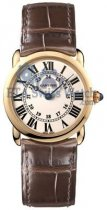 Cartier W6800151 individuel Ronde