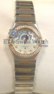 Omega Constellation Ladies Small 1358.75.00