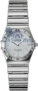 Mesdames Omega Constellation petites 1173.76.00