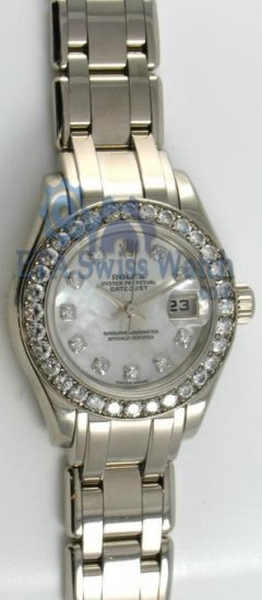 80309/SP Pearlmaster Rolex