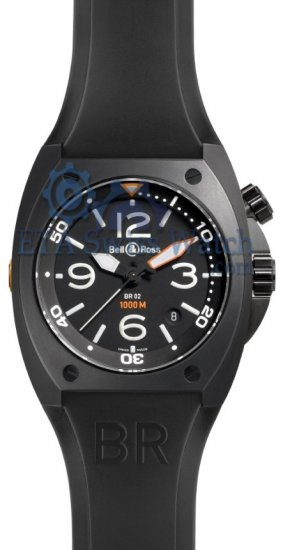 Bell and Ross BR02 BR02