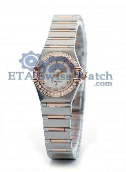 Omega Constellation Mini Ladies 1360.75.00