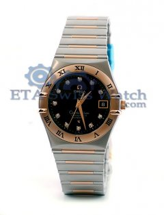 Omega Constellation Gents 1301.60.00