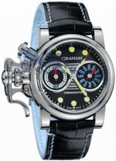 Graham RAC Chronofighter 2CRBS.B05A.C103BD