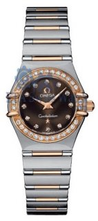 Omega Constellation Mesdames Mini 1360.60.00