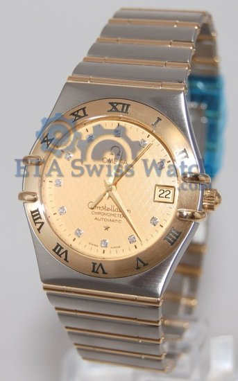 Gents Omega Constellation 1202.15.00
