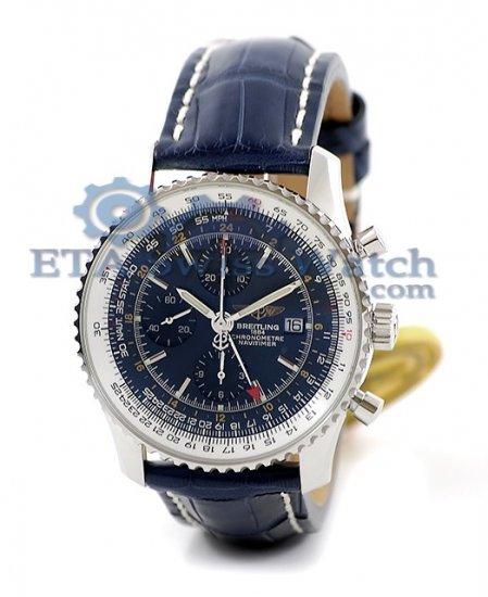 Breitling World Navitimer A24322