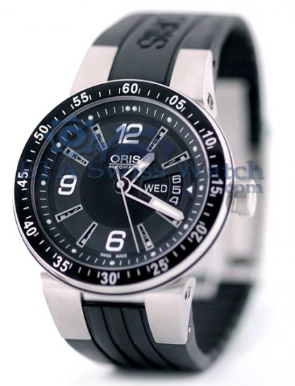 Oris Williams F1 Team Day Date 635 7.613 41 64 RS