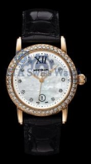 Mont Blanc Star Gold Jewellery 103687