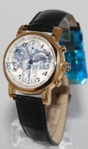 Gilt Mont Blanc Star MP08458