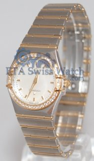 Ladies Omega Constellation Small 1277.70.00