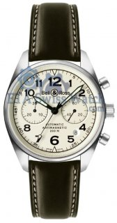 Bell and Ross Vintage 126 White
