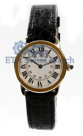 Cartier W6700355 individuel Ronde