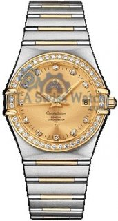 Gents Omega Constellation 111.25.36.20.58.001