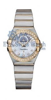 Mesdames Omega Constellation petites 123.25.27.60.55.004